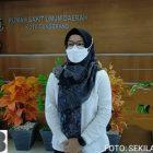 Direktur Utama (Dirut) RSUD Kota Tangerang, Dr. Dini Anggraeni, MM,.